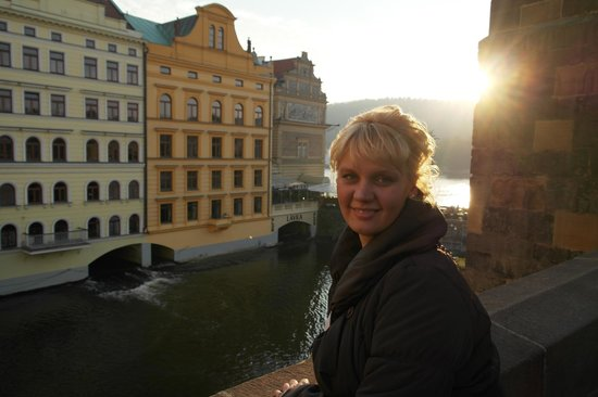 Hotel Leonardo Prague : Карлов мост