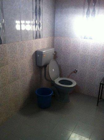 Singhvi's Haveli : toilet of the maharani suite