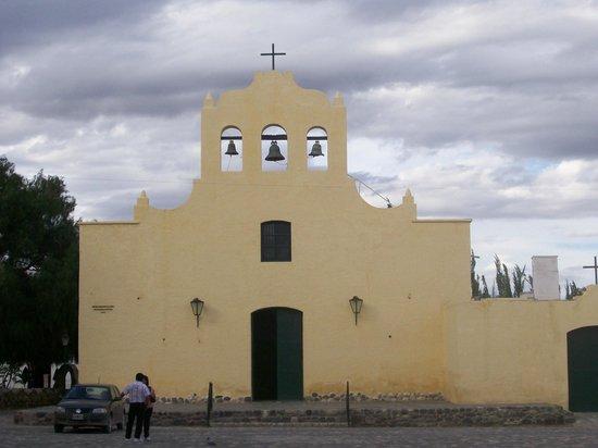 Iglesia de San Jose: Fachada