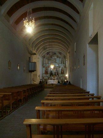 Iglesia de San Jose: Interior