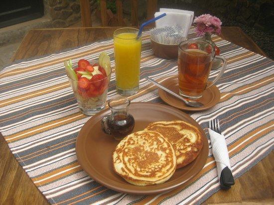 Flavour: Sweet Breakfast
