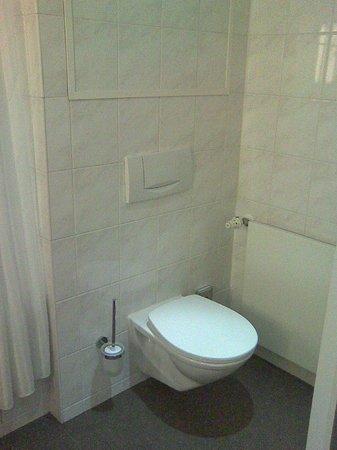 Hilton Park München: WC