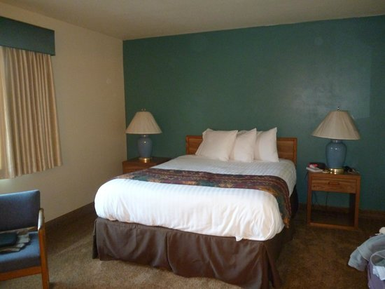 Al's Westward Ho Motel : chambre