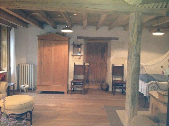 Le Moulin Bregeon : White Room