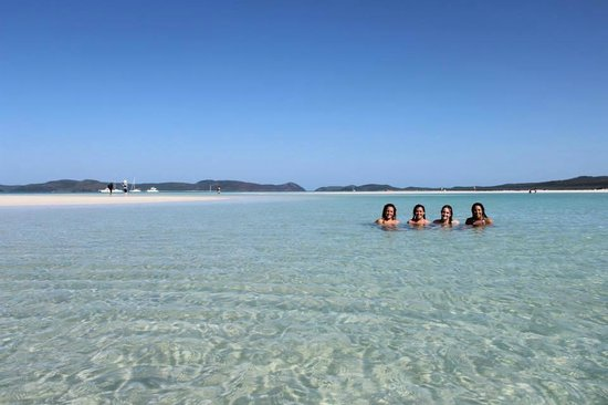 how to go to whitehaven beach