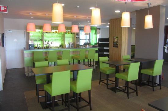 Ibis Styles Zeebrugge: le bar