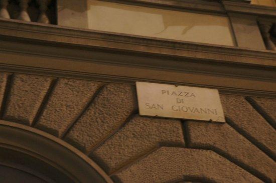 Residenza Giotto: Localização