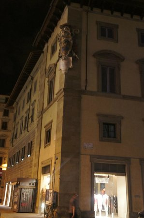 Residenza Giotto: Localização excelente