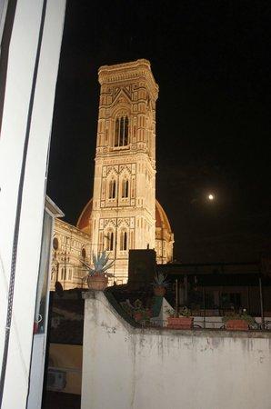 Residenza Giotto: Terraço