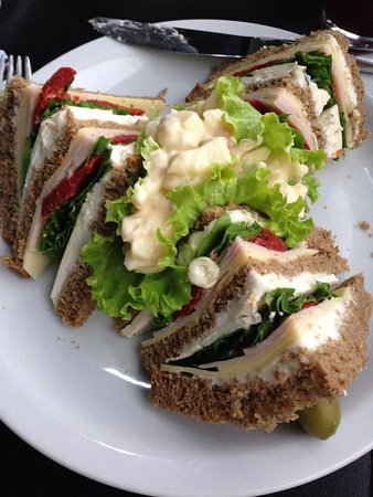 Viale Cataratas Hotel: Just a snack