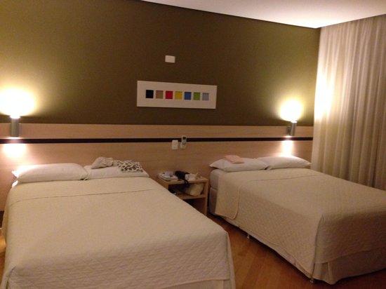 Viale Cataratas Hotel: The room