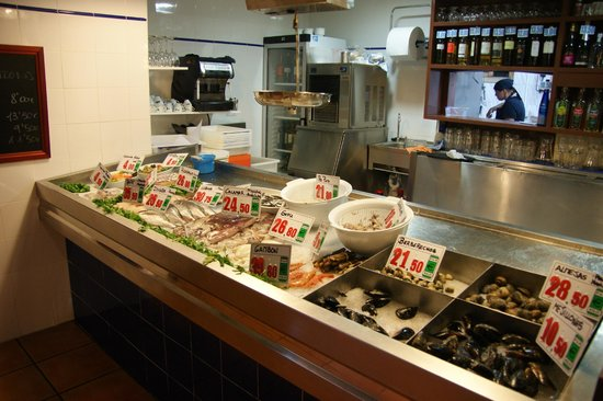 la parada del mar - Santa Ponsa : food