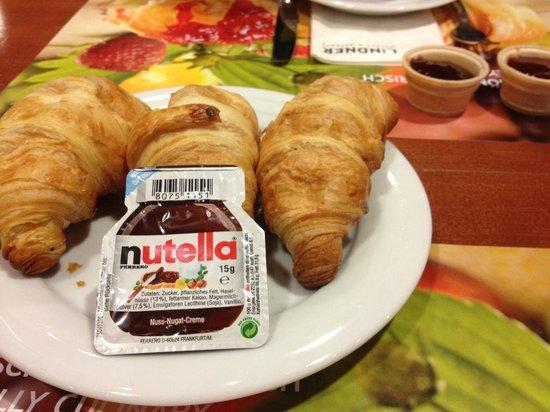 Lindner Congress Hotel Frankfurt: colazione