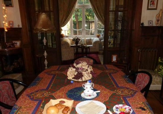 70 Traversiere Bed & Breakfast: Breakfast Area