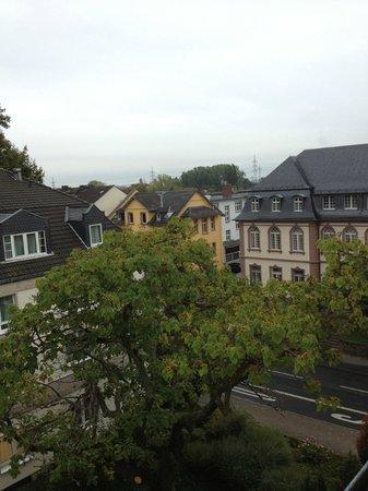 Lindner Congress Hotel Frankfurt: vista