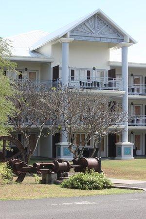 Residence La Plantation & Spa: le bâtiment des chambres