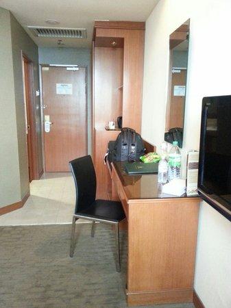 Cititel Penang: Standard room on 10th flr