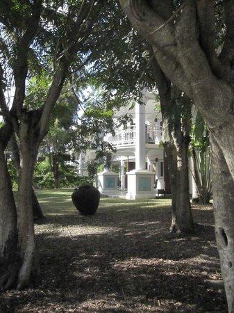 Résidence La Plantation & Spa : le parc