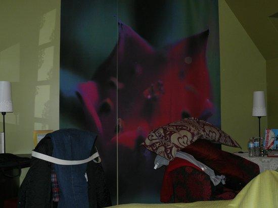 Chateau Murdock B & B : chambre Consuelo de St Exupery