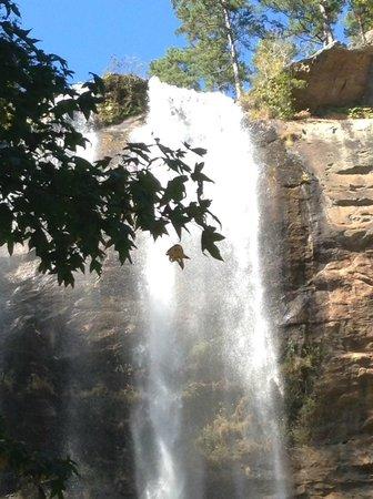 Toccoa Falls - October Afternoon