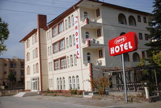 Hotel Cappa: Dış Görünüş