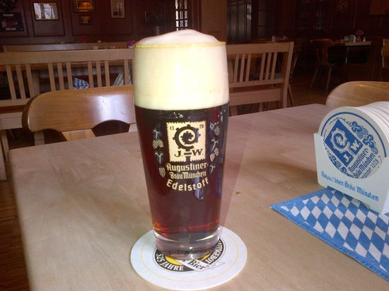 Zur Post: beer