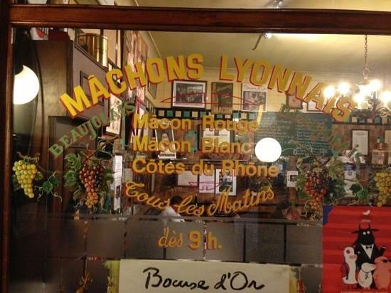 Bouchon Comptoir Brunet: traditional Bouchon
