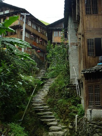 Baike Hotel : up to the village
