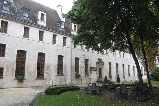 Hotel de Bourbon - Mercure de Bourges : l'hôtel