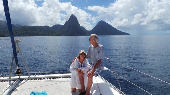 Nature's Paradise: Best way to see the Pitons