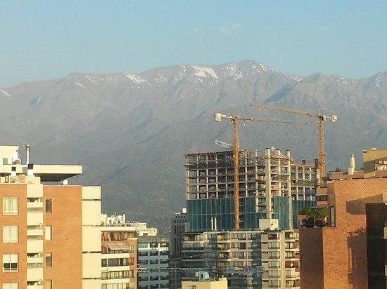 Atton Las Condes: View from room