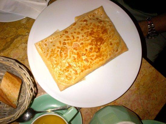 Orphée Restaurant : pancake