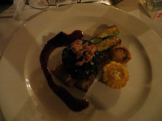 Dulini Lodge: fine dining