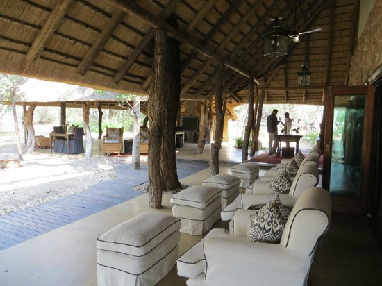 Dulini Lodge: main lodge