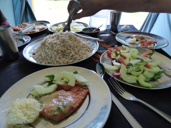 Quechuas Expeditions - Day Tours: Lunch!