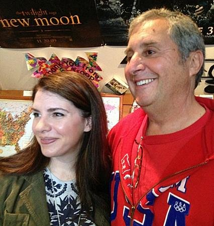 Twilight Tours in Forks: Nino with Stephenie Meyer, Sep 13, 2013