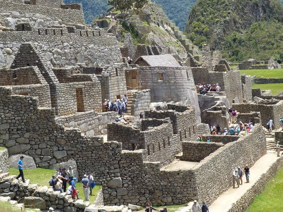 Quechuas Expeditions - Day Tours: Machu Picchu.