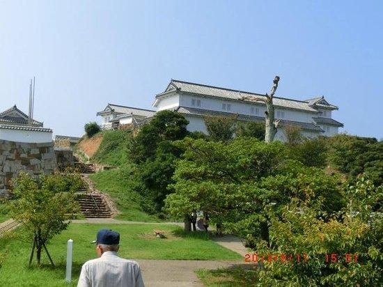Reihoku-machi, Japan: ビジターセンター 景観
