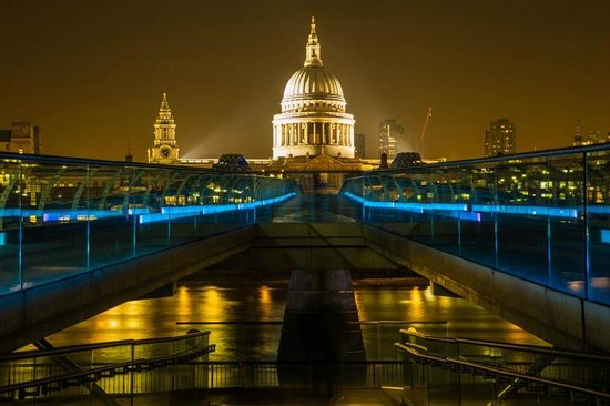 Photo Walks of London: St. Pauls Cathedral