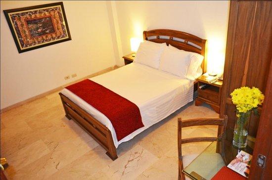 Hotel MS Castellana: habitacion sencilla