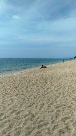 Lamai Wanta : Пляжик хороший рядом с отелем