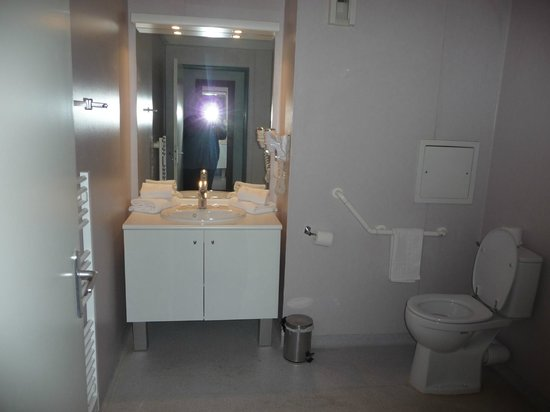 Lagrange City Aparthotel Strasbourg Wilson: toilette