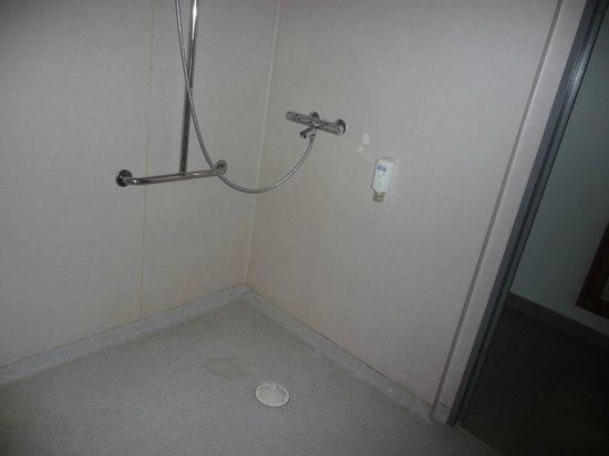 Lagrange City Aparthotel Strasbourg Wilson: douche