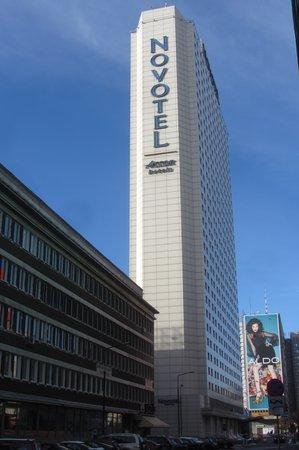 Novotel Warszawa Centrum: l'hôtel