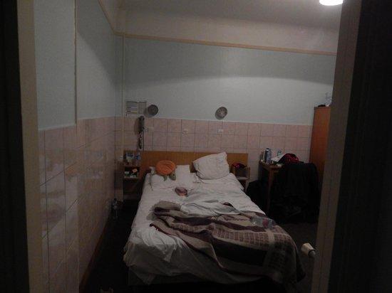 Hotel De La Comete : Zimmer 46 - 4.Etage