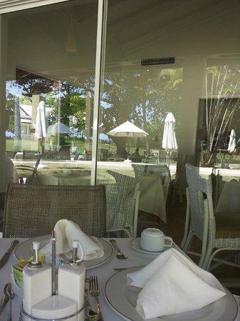 Green Jack Restaurant : Vista ambiente.