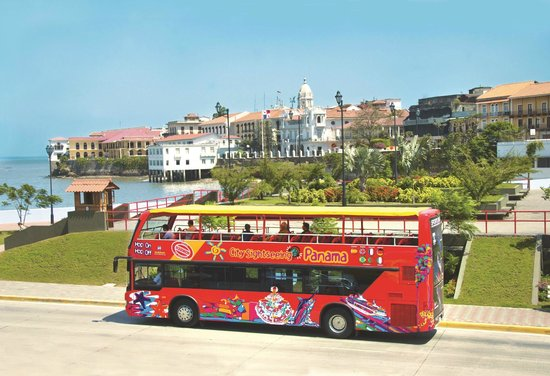 City Sightseeing Panama Panama City Top Tips Before You Go – Panama Tourist Attractions Map