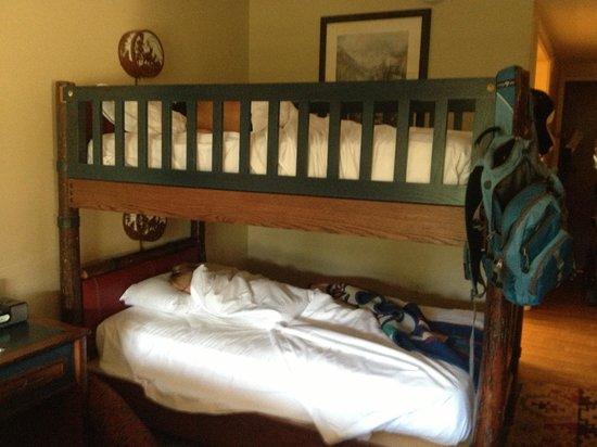 Bunk Beds Picture Of Disney S Wilderness Lodge Orlando Tripadvisor