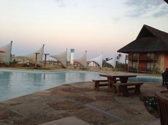 Carnaubinha Praia Resort: piscina
