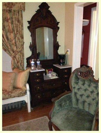 Hamanassett Bed & Breakfast: Cambridge Suite